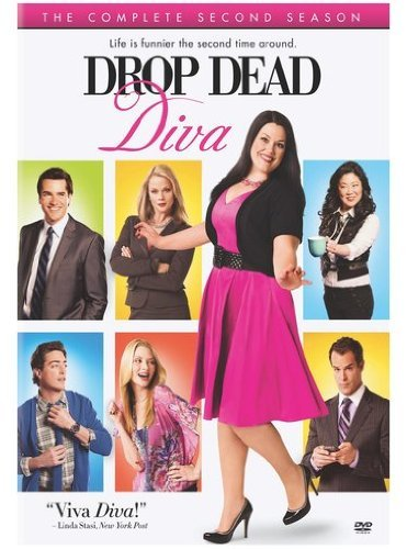 Drop Dead Diva Season 2 DVD