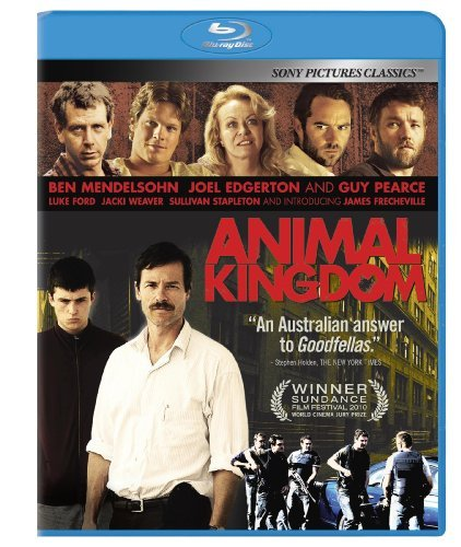 Animal Kingdom Mendelsohn Edgerton Pierce Blu Ray Ws R