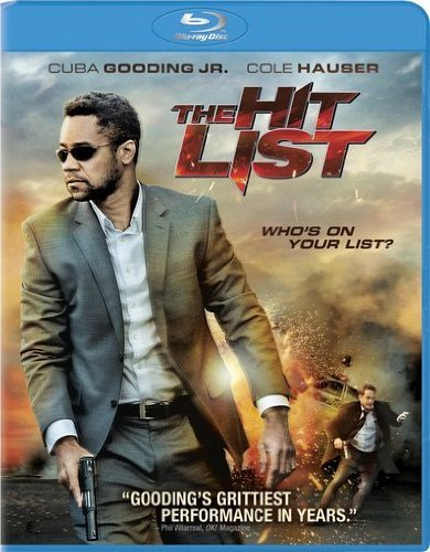 Hit List Gooding Jr. Hauser Blu Ray Ws R