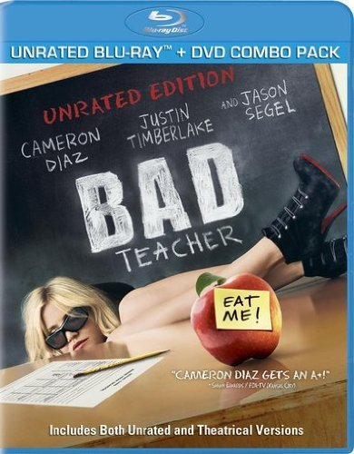 Bad Teacher Diaz Timberlake Segel Ur Incl. DVD