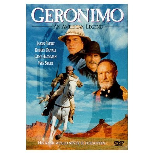 Geronimo Patric Duvall Damon Clr Cc 5.1 Keeper Pg13