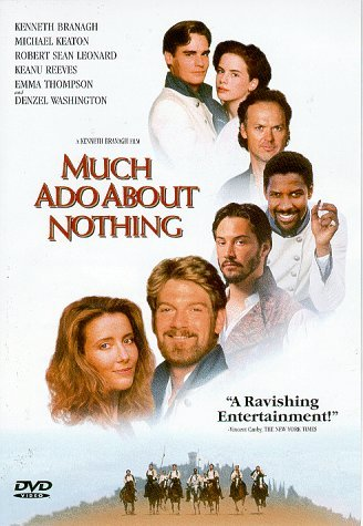 Much Ado About Nothing Branagh Thompson Clr Cc Dss Ws Keeper Pg13