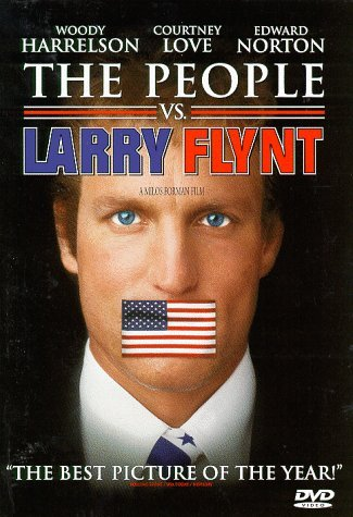 People Vs. Larry Flynt Harrelson Love Clr Cc 5.1 Ws Keeper R