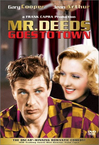 Mr. Deeds Goes To Town Cooper Arthur Bw Cc Spa Dub Mult Sub Nr