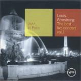 Louis Armstrong Vol. 1 Best Live Concert Jazz In Paris