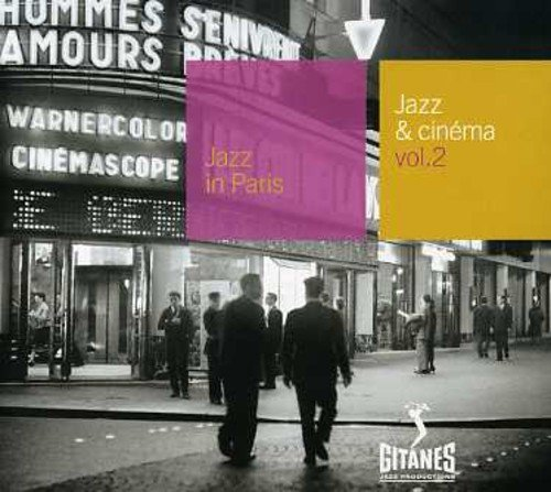Blakey Arvanitas Jatp Vol. 2 Jazz & Cinema Jazz In Paris