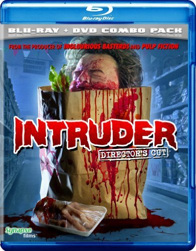 Intruder Raimi Campbell Raimi Blu Ray DVD Nr Director's Cut