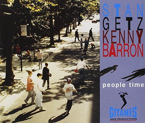 Getz Stan & Kenny Barron People Time Import Eu