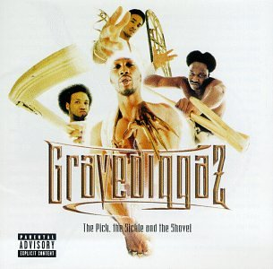 Gravediggaz Pick The Sickle & The Shovel 1997 Originally Released 180g Colored 2lp Vinyl With Download Card Rsd 2020 Exclusive