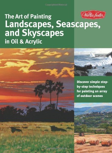 Martin Clarke The Art Of Painting Landscapes Seascapes And Sky