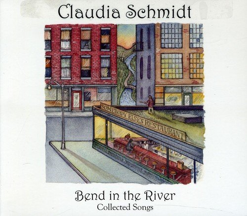 Claudia Schmidt Bend In The River Collected So