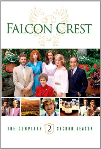Falcon Crest Season 2 DVD Mod This Item Is Made On Demand Could Take 2 3 Weeks For Delivery