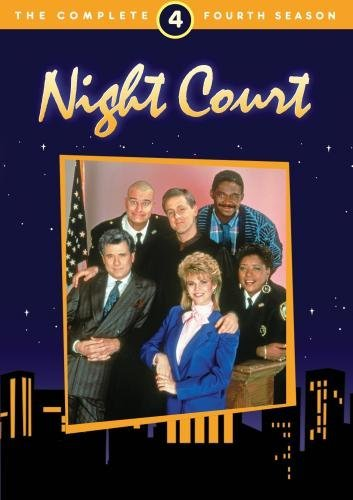 Night Court Season 4 DVD Mod This Item Is Made On Demand Could Take 2 3 Weeks For Delivery
