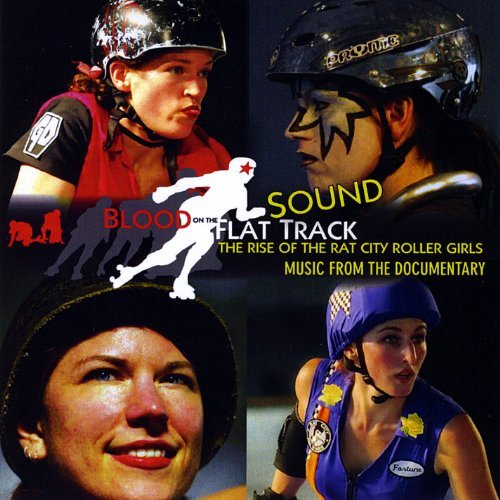 Various Artists Blood On The Flat Track