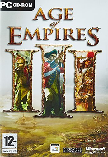 Pc Games Age Of Empires 3 Microsoft Corporation T