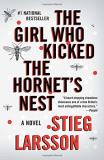 Stieg Larsson Girl Who Kicked The Hornet's Nest The