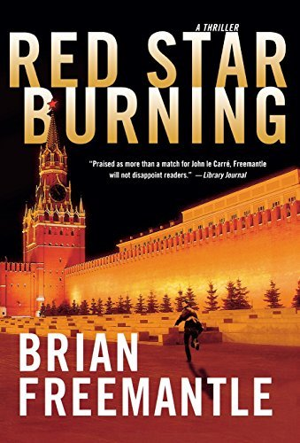 Brian Freemantle Red Star Burning
