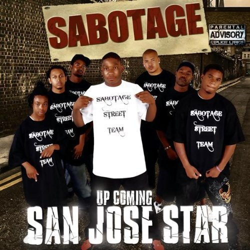 Sabotage 408 Upcoming San Jose Star