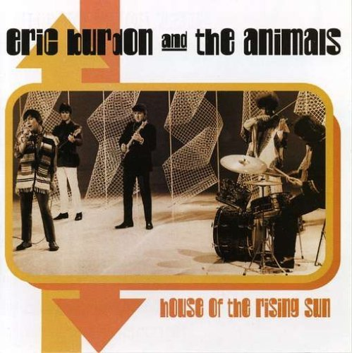 Eric & The Animals Burdon House Of The Rising Sun Import Gbr