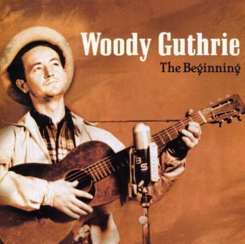 Woody Guthrie Beginning Import Gbr