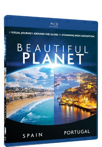 Spain & Portugal Beautiful Planet Blu Ray Ws Tvg