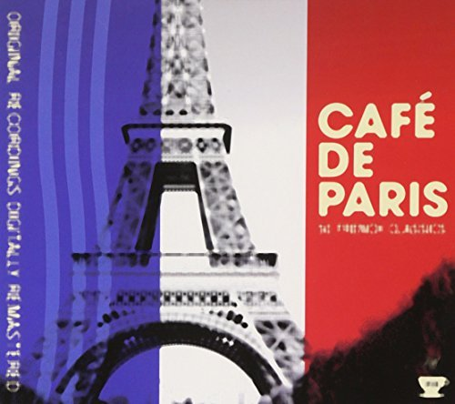 Cafe De Paris Cafe De Paris Import Gbr 2 CD