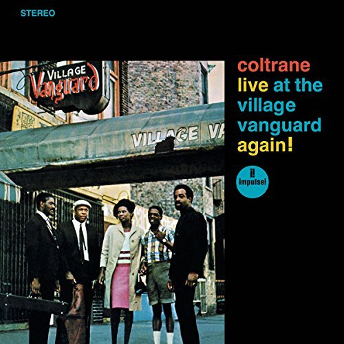 John Coltrane Live At The Village Vanguard Again