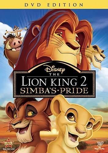 Lion King 2 Simba's Pride Lion King 2 Simba's Pride Ws Special Ed. G