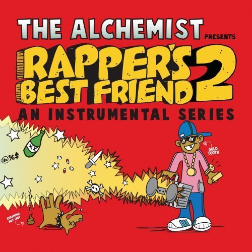 Alchemist Rapper's Best Friend 2 Explicit Version