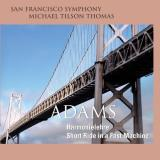 J. Adams Harmonielehre Short Ride In A Sacd Thomas San Francisco Symphony
