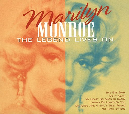 Marilyn Monroe Thlegend Lives On Import Eu 3 CD