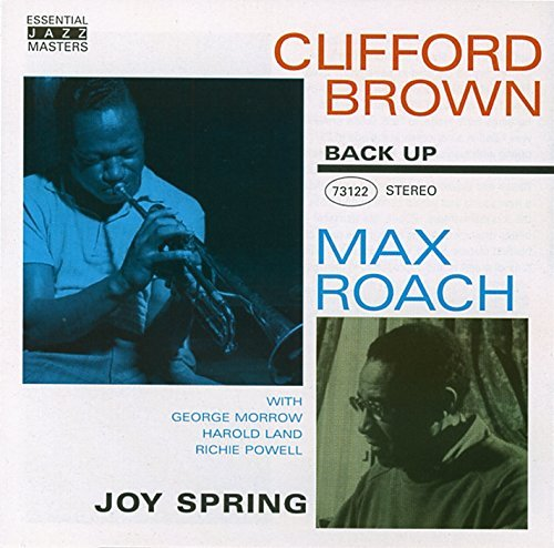 Clifford & Max Roach Brown Joy Spring Import Eu