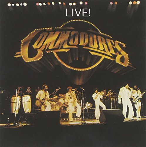 Commodores Live! Remastered