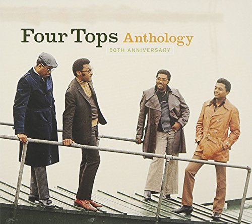 Four Tops 50th Anniv. Anthology 2 CD