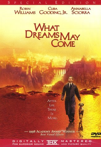 What Dreams May Come Williams Gooding Jr. Sciorra Clr Cc 5.1 Ws Mult Dub Keeper Pg13 Spec. Ed.
