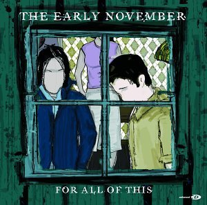 Early November For All Of This Ep Enhanced CD
