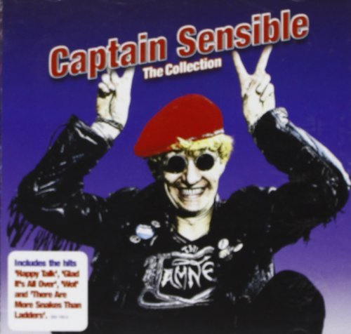 Captain Sensible Collection Import Gbr
