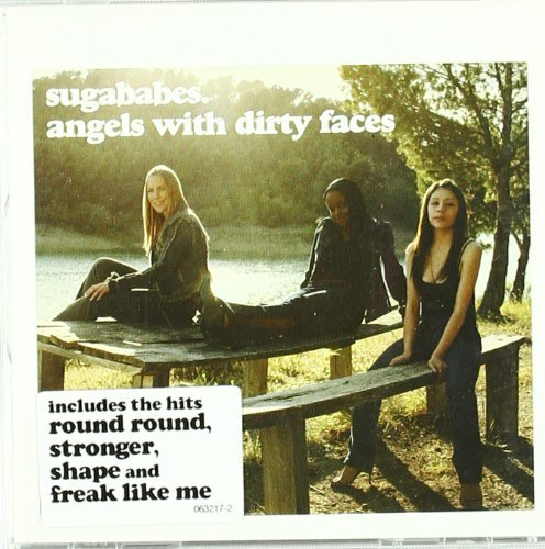 Sugababes Angels With Dirty Faces Import Eu