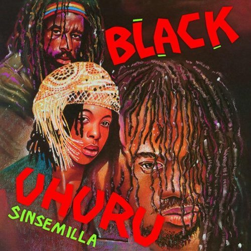Black Uhuru Sinsemilla Remastered
