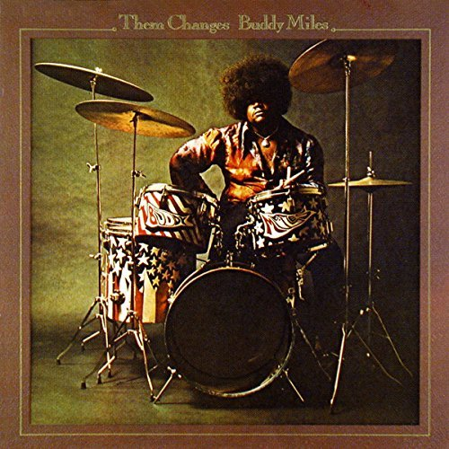 Buddy Miles Them Changes Import Eu