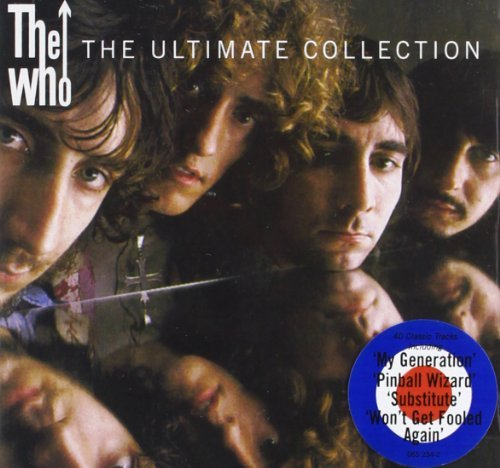 Who Ultimate Collection Import Gbr Remastered Incl. Bonus Tracks