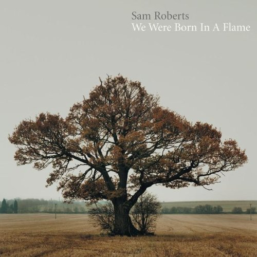 Sam Roberts We Were Born In A Flame