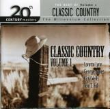 Best Of Classic Country Vol. 1 Best Of Classic Country Import Can