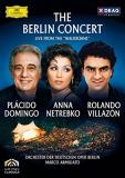 Domingo Netrebko Villazon Berlin Concert Domingo (voc) Villazon (ten)