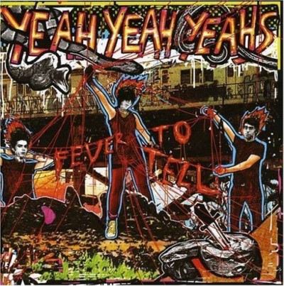 Yeah Yeah Yeahs Fever To Tell Import Gbr Enhanced CD Incl. Bonus Track