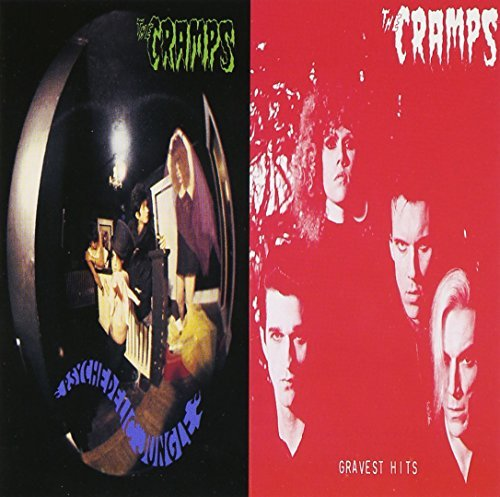 Cramps Psychedelic Jungle Gravest Hit