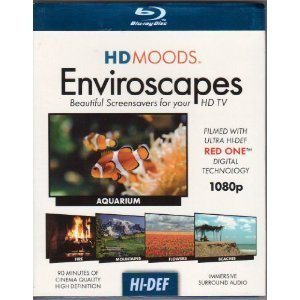 Hd Moods Enviroscapes Blu Ray