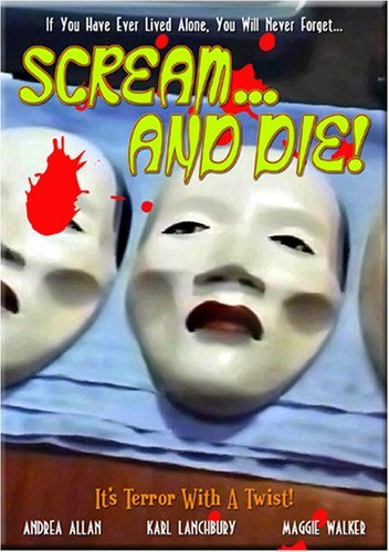 Scream & Die! Scream & Die! Nr