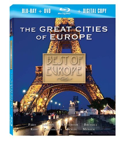 Great Cities Best Of Europe Blu Ray Ws Nr