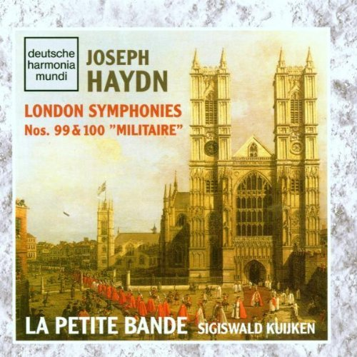 J. Haydn/London Symphonies@Cd-R